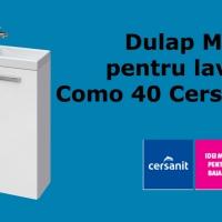 Dulap Melar pentru Lavoar Como 40 Cersanit